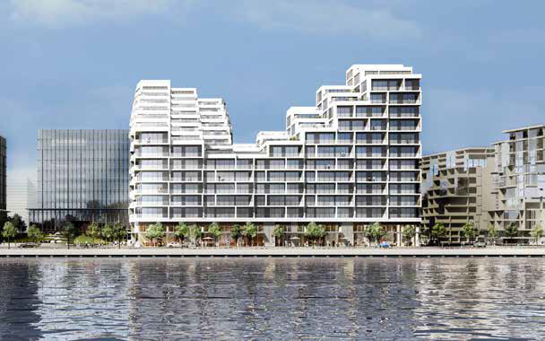 Aquabella Bayside Toronto Luxury Condominiums by Tridel